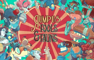Rumpus Vol 24: Fools & Fauns