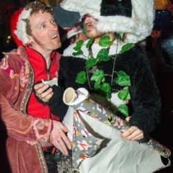 Rumpus Vol. 29: Pandas vs Santas